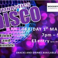 Gymnastics Disco!